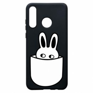 Huawei P30 Lite Case Bunny in the pocket