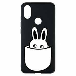 Xiaomi Mi A2 Case Bunny in the pocket