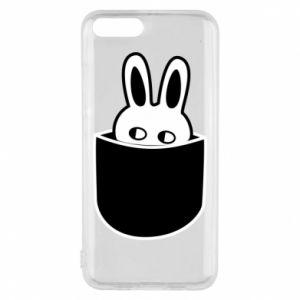 Xiaomi Mi6 Case Bunny in the pocket
