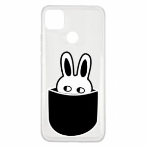 Xiaomi Redmi 9c Case Bunny in the pocket
