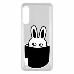 Xiaomi Mi A3 Case Bunny in the pocket