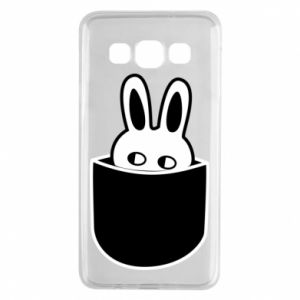 Samsung A3 2015 Case Bunny in the pocket
