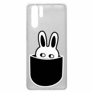 Huawei P30 Pro Case Bunny in the pocket