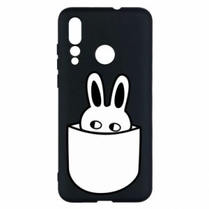 Huawei Nova 4 Case Bunny in the pocket