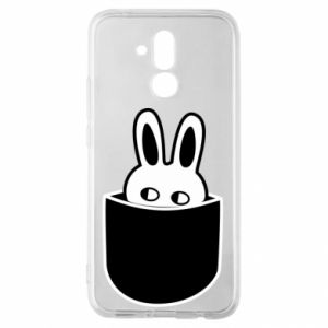 Huawei Mate 20Lite Case Bunny in the pocket