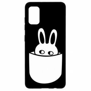 Samsung A41 Case Bunny in the pocket