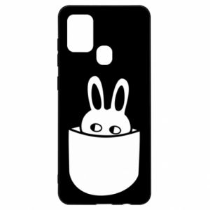 Samsung A21s Case Bunny in the pocket