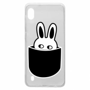 Samsung A10 Case Bunny in the pocket
