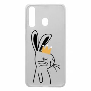 Samsung A60 Case Bunny in the crown
