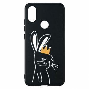 Xiaomi Mi A2 Case Bunny in the crown