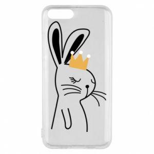 Xiaomi Mi6 Case Bunny in the crown