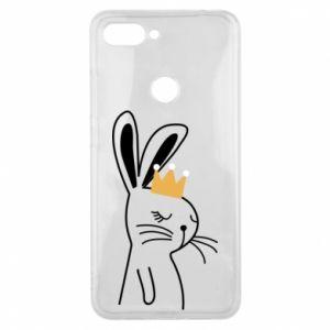 Xiaomi Mi8 Lite Case Bunny in the crown