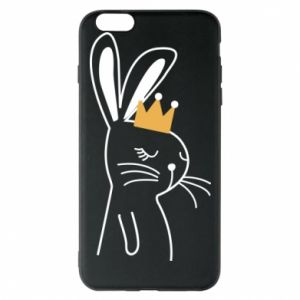 iPhone 6 Plus/6S Plus Case Bunny in the crown