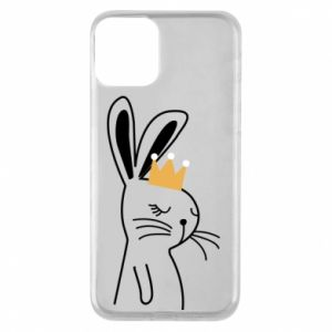 iPhone 11 Case Bunny in the crown