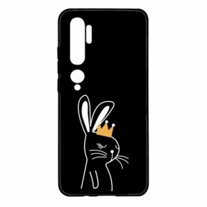 Xiaomi Mi Note 10 Case Bunny in the crown