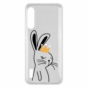 Xiaomi Mi A3 Case Bunny in the crown