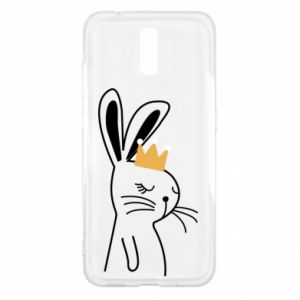 Nokia 2.3 Case Bunny in the crown