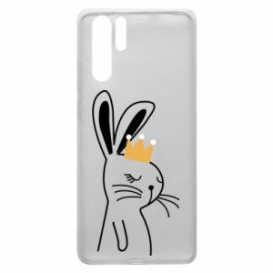 Huawei P30 Pro Case Bunny in the crown