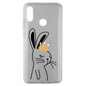 Huawei Honor 10 Lite Case Bunny in the crown
