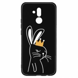 Huawei Mate 20Lite Case Bunny in the crown