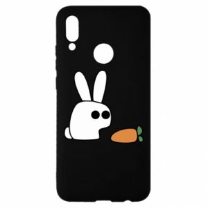 Huawei P Smart 2019 Case Bunny with carrot