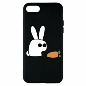 iPhone SE 2020 Case Bunny with carrot