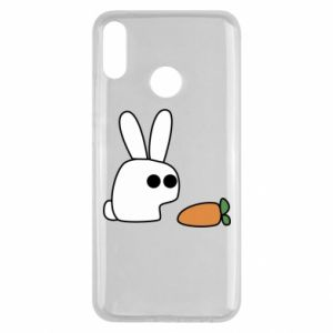 Huawei Y9 2019 Case Bunny with carrot