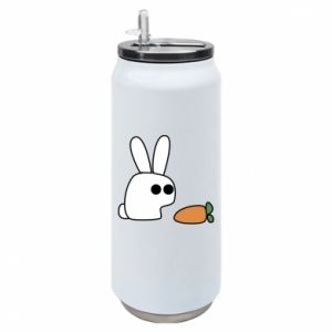 Thermal bank Bunny with carrot