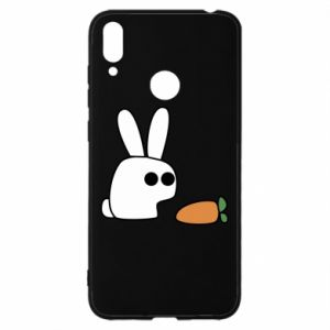 Huawei Y7 2019 Case Bunny with carrot