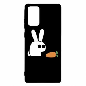 Samsung Note 20 Case Bunny with carrot