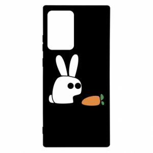 Samsung Note 20 Ultra Case Bunny with carrot