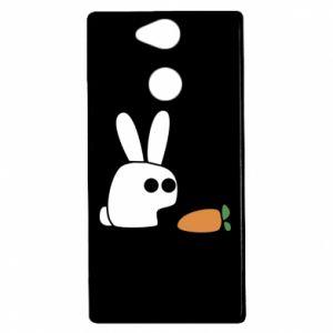 Sony Xperia XA2 Case Bunny with carrot