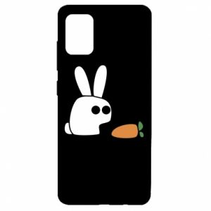 Samsung A51 Case Bunny with carrot