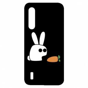Xiaomi Mi9 Lite Case Bunny with carrot