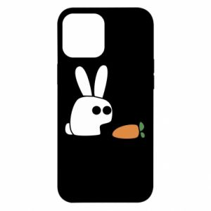 iPhone 12 Pro Max Case Bunny with carrot