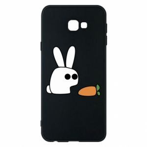 Phone case for Samsung J4 Plus 2018 Bunny with carrot
