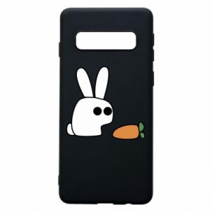Phone case for Samsung S10 Bunny with carrot