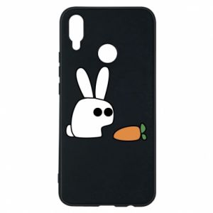 Phone case for Huawei P Smart Plus Bunny with carrot