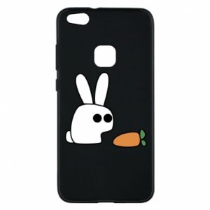Phone case for Huawei P10 Lite Bunny with carrot