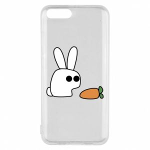 Phone case for Xiaomi Mi6 Bunny with carrot