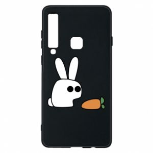 Phone case for Samsung A9 2018 Bunny with carrot