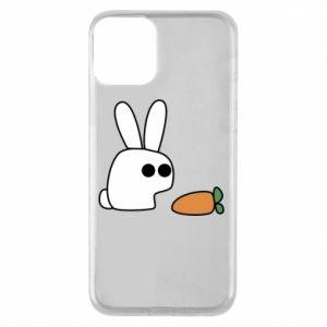 Etui na iPhone 11 Кróliczek z marchewką