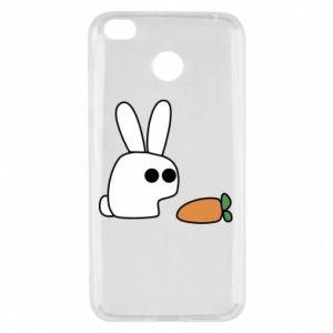 Xiaomi Redmi 4X Case Bunny with carrot