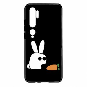 Xiaomi Mi Note 10 Case Bunny with carrot
