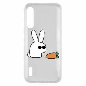 Xiaomi Mi A3 Case Bunny with carrot