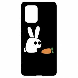 Samsung S10 Lite Case Bunny with carrot