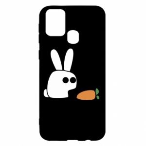 Samsung M31 Case Bunny with carrot