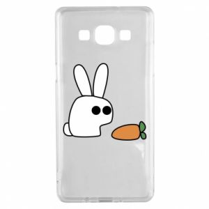 Samsung A5 2015 Case Bunny with carrot
