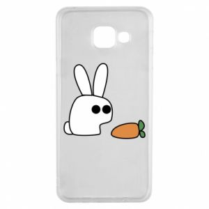 Samsung A3 2016 Case Bunny with carrot