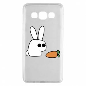 Samsung A3 2015 Case Bunny with carrot